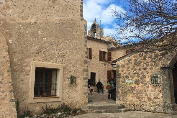 Castillo de Alaró desde Orient